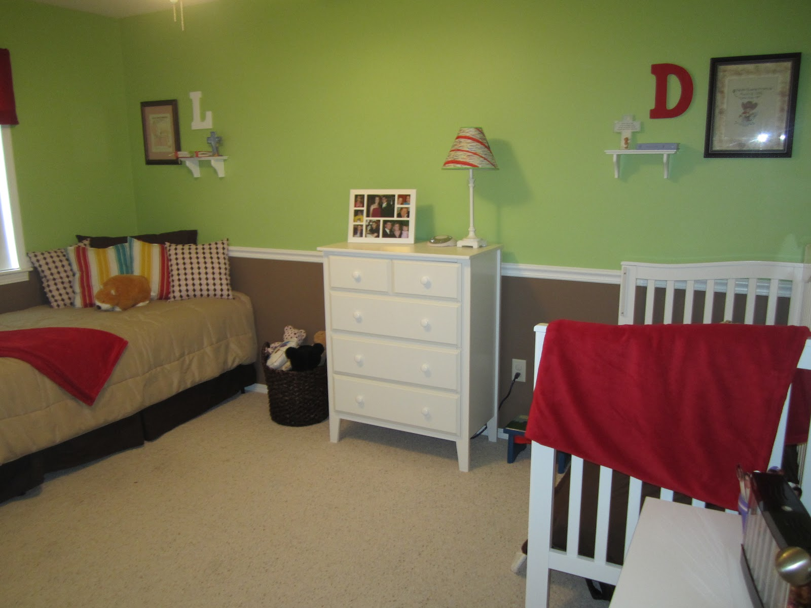 Raising little disciples boy and girl bedroom - Bedroom ideas for 3 year old boy ...
