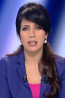 جوهرة لكحل (Jawhara Lakhal)، مذيعة جزائرية