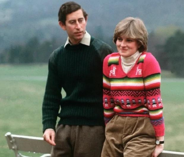 La historia de la chompa que Diana de Gales compró en una tienda étnica peruana en Londres