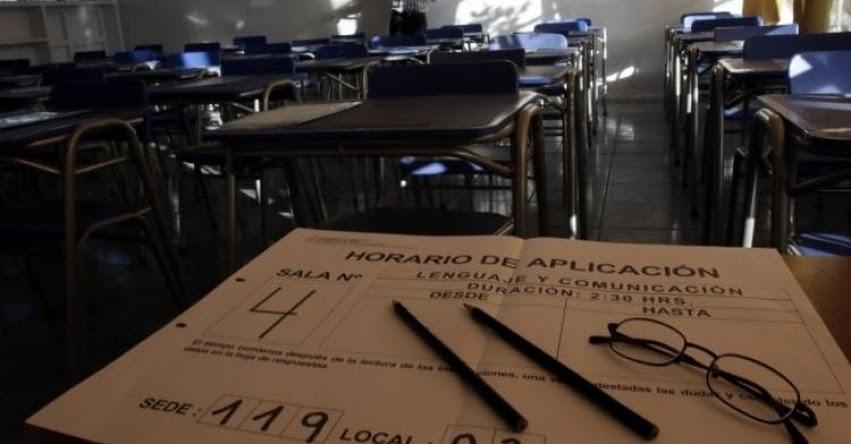 PSU 2017: Más de 295 mil postulantes y el examen bajo evaluación marcan la Prueba de Selección Universitaria - www.psu.demre.cl