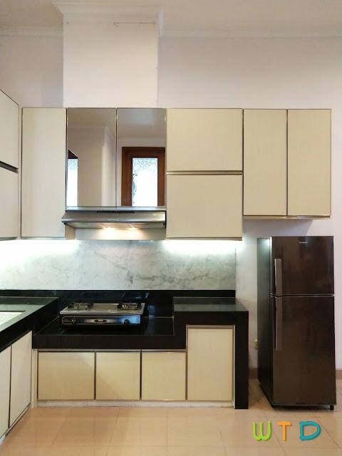 Dapur Kotor Villa Citra Lampung
