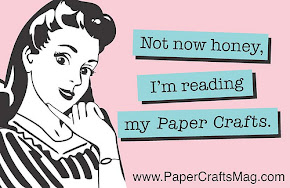 Honored to be on Paper Crafts Magazine Blog Roll