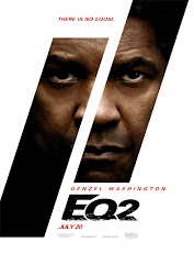pelicula El Justiciero 2 (The Equalizer 2) (2018)