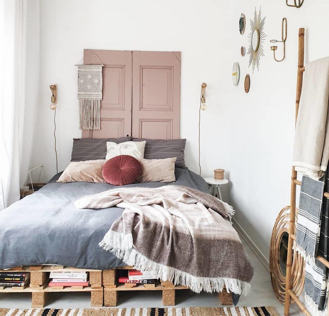 Cómo hacer una cama de palets paso a paso_15