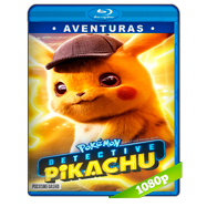 Pokémon: Detective Pikachu (2019) BDRip 1080p Audio Dual Latino-Ingles