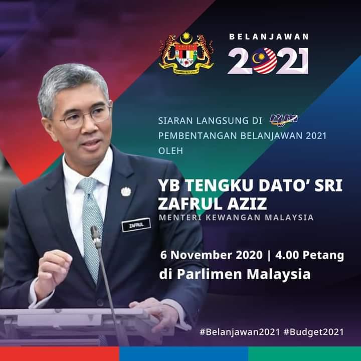 Apa Yang Ada Belanjawan 2021