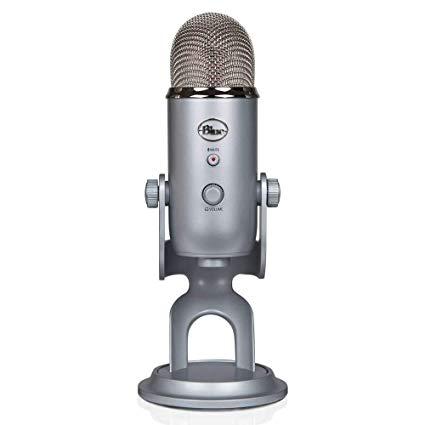 Blue Yeti USB Microphone USB ไมโครโฟน