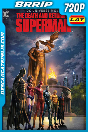 The Death and Return of Superman (2019) 720p BRrip Latino – Ingles