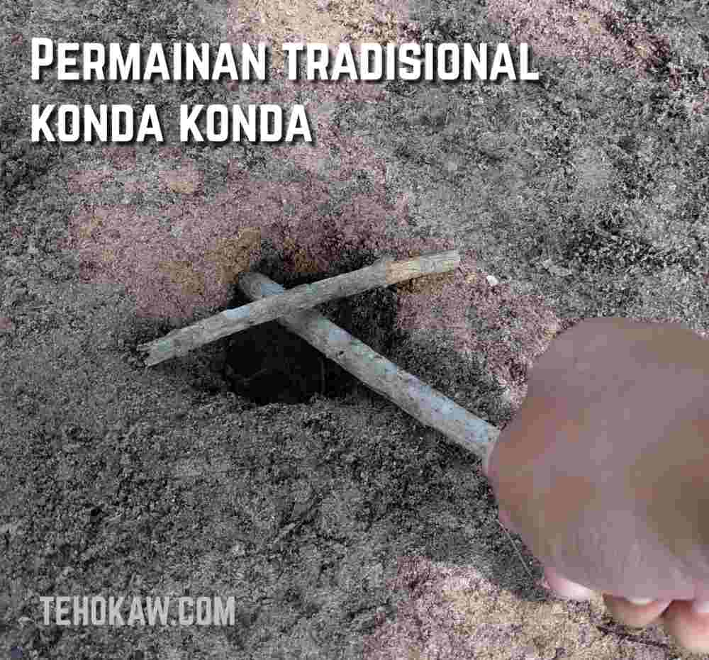 Perik Mata Adalah Permainan Konda Kondi Tradisi Masyarakat Melayu