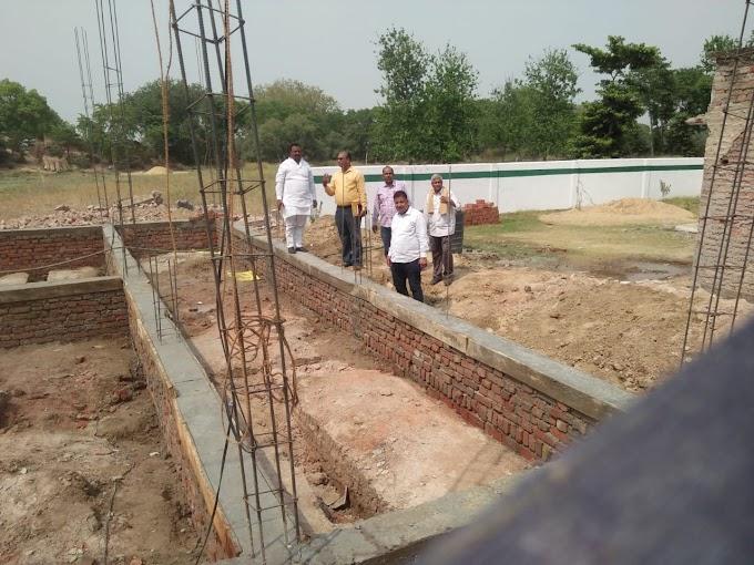 और रुक गया विद्यालय भवन का निर्माण