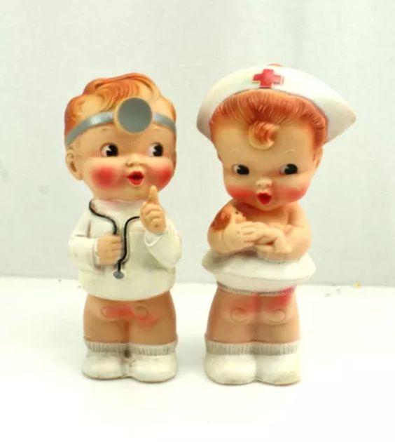 bonequinhos de apertar - anos 60