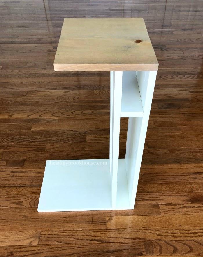 A Simple C-Table backwards C