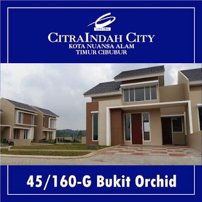 Varian Baru ORCHID 3B Garden 45/160 Citra Indah City
