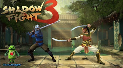 Shadow Fight 3 Mod (Unlimited Coins/Gems) Apk + Data for Android
