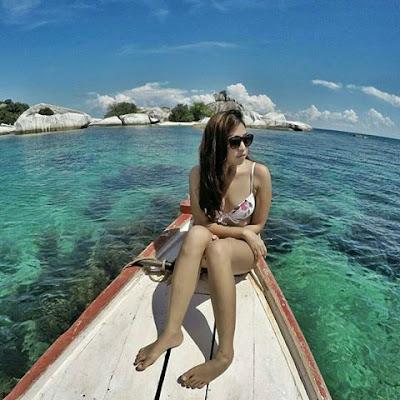 Pesona Keindahan Wisata Pulau Burung di Belitung