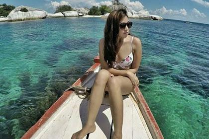 """Pesona Keindahan Wisata """"Pulau Burung di Belitung"""