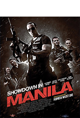 Showdown in Manila (2016) WEB-DL 720p Español Castellano AC3 2.0 / ingles AC3 2.0