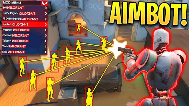 Valorant Hacks Cheats: Aimbot, ESP, Wallhack - How to use Valorant Hack?