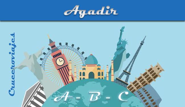 Agadir playas historia