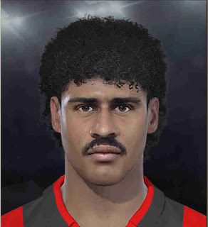 PES 2018 Faces Frank Rijkaard by Stels
