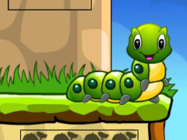 Games2Mad Caterpillar Esc…