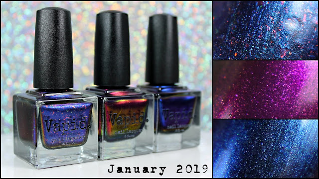 Vapid Lacquer | January 2019 Pre-Order
