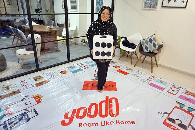 Aktiviti Sepanjang Tahun 2019 Dan Community Day Bersama Yoodo