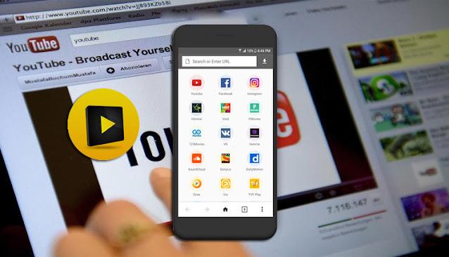 تحميل تحديث تطبيق Videoder للاندرويد لتحميل الفيديوهات 2021