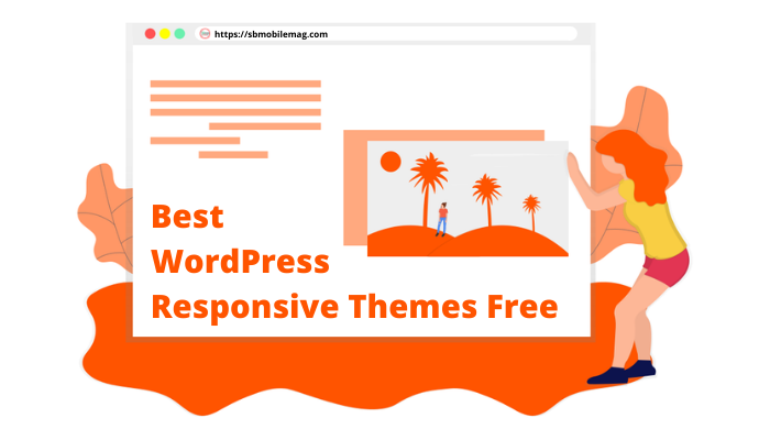 Top 10 Best WordPress Responsive Themes Free in 2020