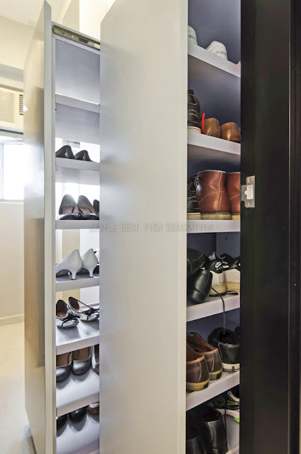 宇晴軒士多房內設計,The Pacifica storeroom interior design