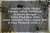Daftar Kesiapan Satuan Pendidikan di Masa Pandemi Covid-19