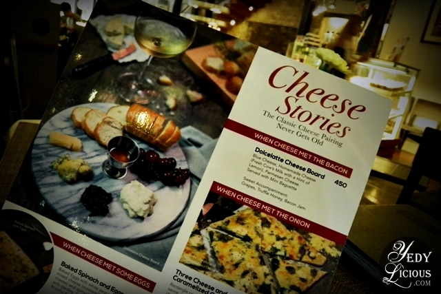 Cheese Stories at Dolelatte PH