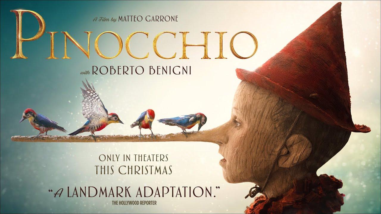 El tráiler de acción en vivo de 'Pinocho' es más espeluznante que lindo