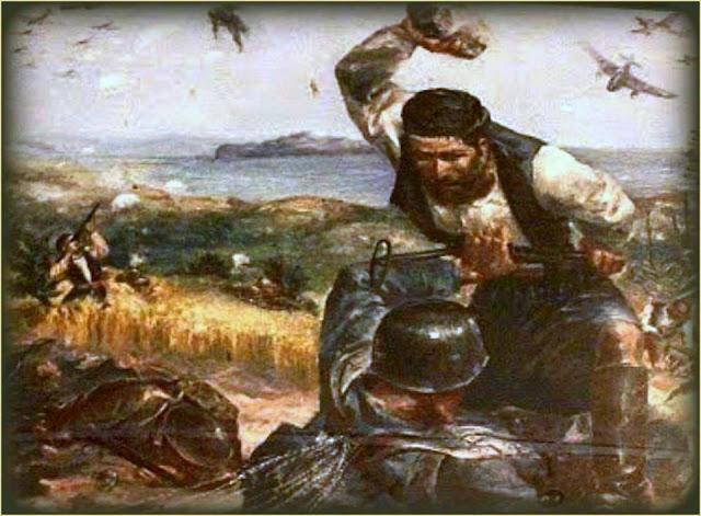 ΑΦΙΕΡΩΜΑ ! Η Μάχη της Κρήτης: Μια σπάνια μαρτυρία ενός Γερμανού Αξιωματικού των Αλεξιπτωτιστών