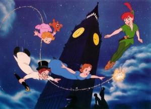 The Film of Peter Pan