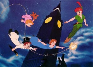 Reel History Disneys Peter Pan
