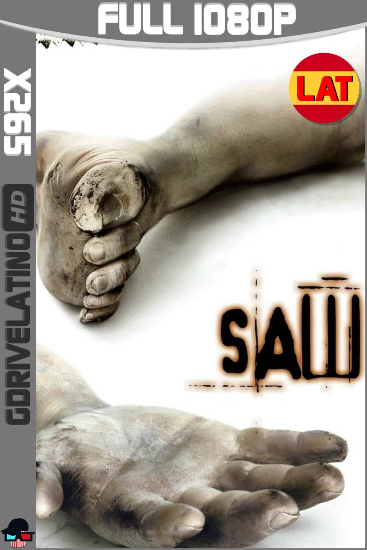 Saw (2004) UNRATED BDRip 1080p x265 Latino-Ingles MKV