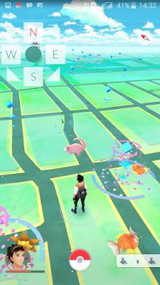 Pokémon GO Controls Xposed Module di Android.2