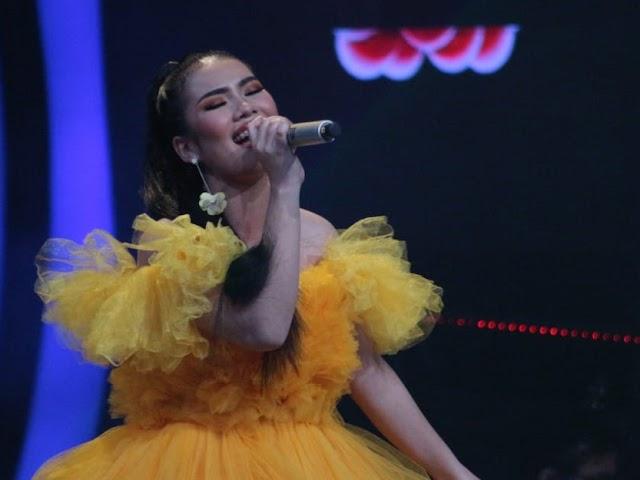 Vionita Sabet Gelar Juara The Voice Indonesia 2019