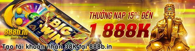 Nổ Hũ 888B