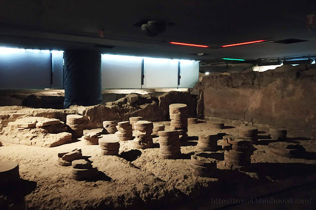 Liege Archeoforum Roman Villa