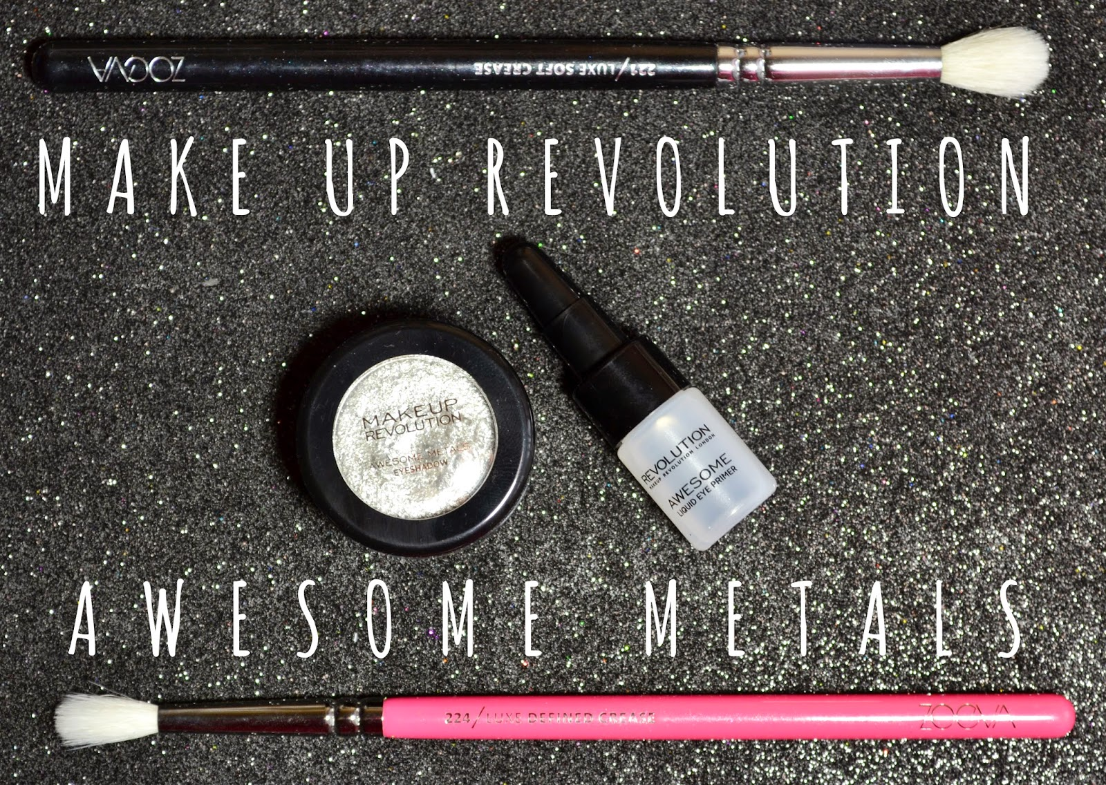 makeup revolution awesome metals