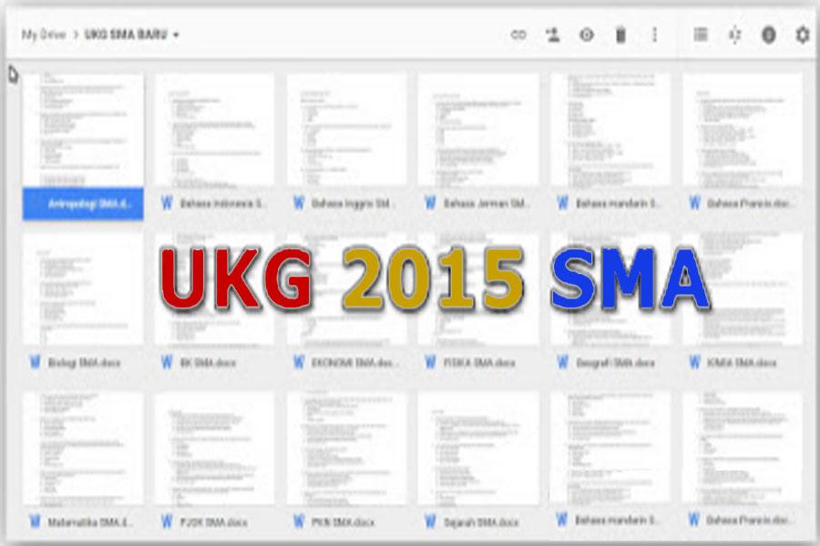 Unduh File Terupdate Sola Ukg Sma 2015 Unduh File Guru