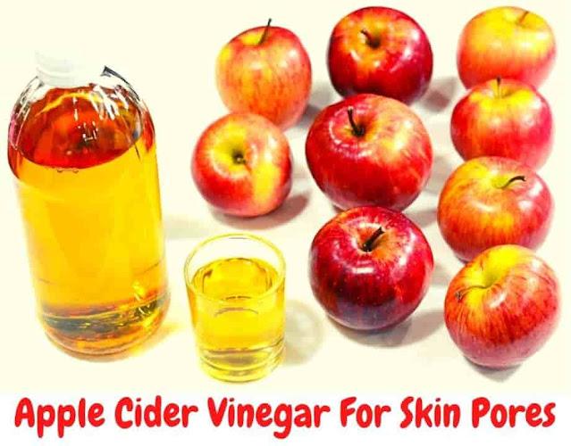 Apple Cider Vinegar For Skin Pores
