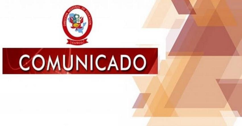 DRE Cusco: Local para el Examen I Fase Colegio de Alto Rendimiento (COAR) 2017 será en la Universidad Nacional San Antonio Abad del Cusco - UNSAAC