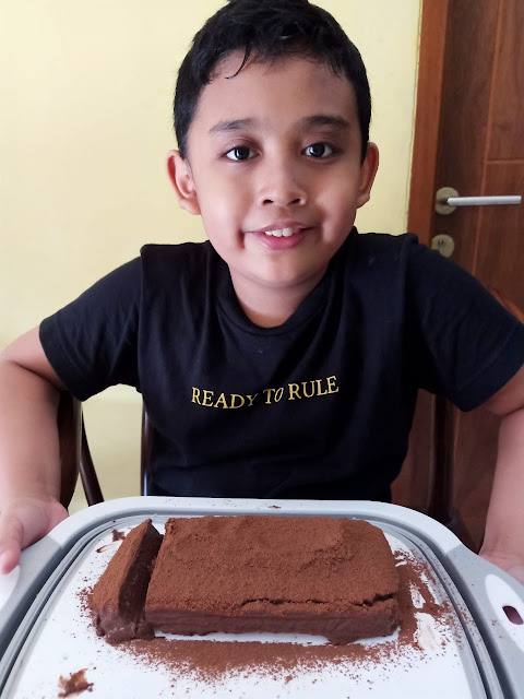 resep chocolate mousse
