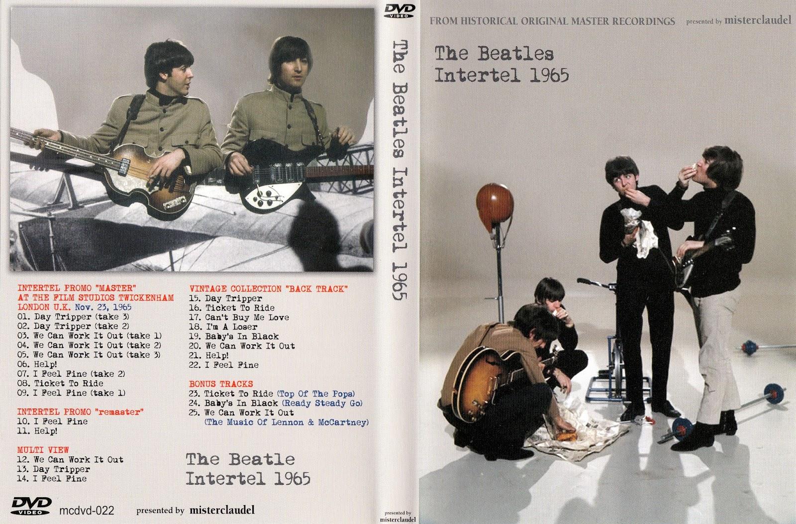 The Beatles - Intertel 1965 DVD