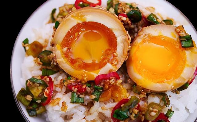 Món trứng gây nghiện đến mức được gọi là trứng thuốc phiện ở Hàn Quốc
