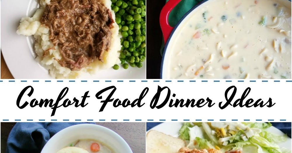Cooking with carlee our favorite comfort food dinner ideas forumfinder Images