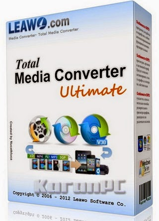 Leawo Total Media Converter Ultimate 7.1.0.8 + Crack
